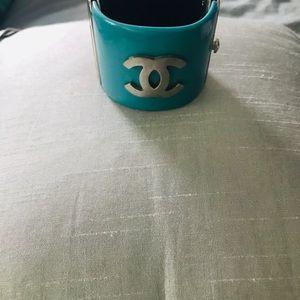 Chanel cuff bracelet authentic